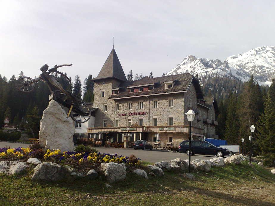 Hotel Le Castel Granby Quebec